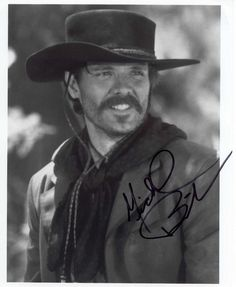 Michael Biehn Archive - Tombstone Still 06 - Johnny 'Ringo' Ringold (86 Kb)
