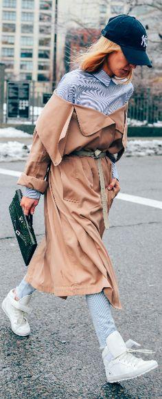 New York Fashion Week, NYFW, Tommy Ton Street Style.