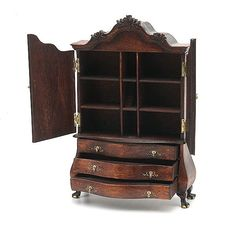 Lot: Collection of French Style Doll House Furniture:, Lot Number: 0845, Starting Bid: $150, Auctioneer: Michaan's Auctions, Auction: November 3, 2013 Estate Auction, Date: November 3rd, 2013 CST