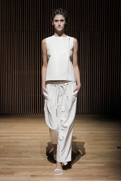 The Row Spring 2012 Ready-to-Wear - Collection - Gallery - Style.com