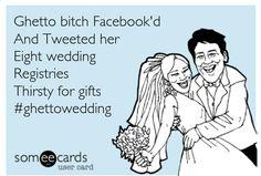 Ghetto wedding brides
