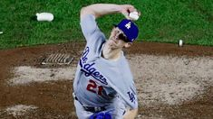 Dodgers start Mexico Series with no-hitter