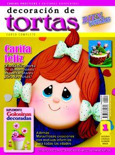 Ediciones Bienvenidas  Decoración de Tortas 2012 N° 01
