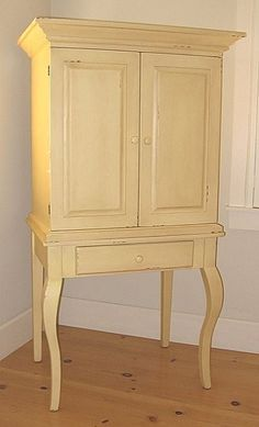 Painted Furniture Barn - Queen Anne TV Cabinet, painted media cabinets