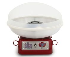 Waring Pro Cotton Candy Maker - my brother and I had one of these, back in about 1968 or 9, we got it for christmas. We also had a pretzel maker, an ez bake oven and this funky hotplate thing that made rubbery plastic insects and stuff.