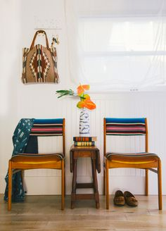 Heavenly chairs and bag made by @modernhaus #StyleItShootItShareIt