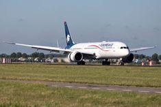 AeroMexico Boeing 787-9 Dreamliner. Credit: Bjoern Wylezich / Shutterstock.