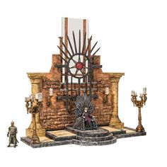Game of Thrones Iron Throne Room Construction Set $29.99  #ShopSale