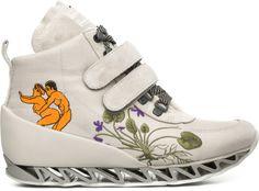 Zapatillas blancas Camper