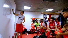 Futsal #Fussball #Taktik #Taktikfolie http://www.1x1sport.de/trainerhilfen/taktikfolie/