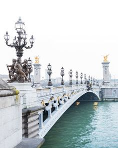 Paris Photography - Foggy Morning, Pont Alexandre III, River Seine, Paris Fine…