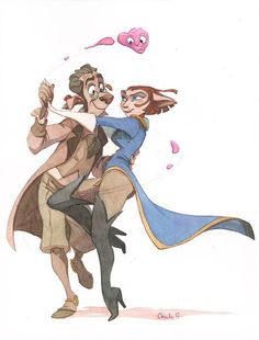 New images from the Ron Clements and John Musker art show. Captain Amelia and Dr. Doppler from Treasure Planet. Disney Pixar, Animation Disney, Film Disney, Disney Fan Art, Disney And Dreamworks, Animation Film, Disney Love, Disney Magic, Disney Characters