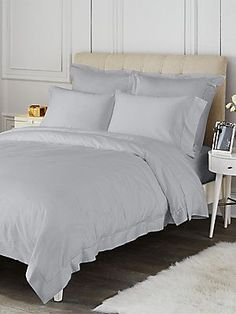 Saks Fifth Avenue Collection Hemstitch Flat Sheet