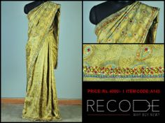 Define your own 'bling'! New with tags saree for grabs!  www.facebook.com/Fashion.Recode