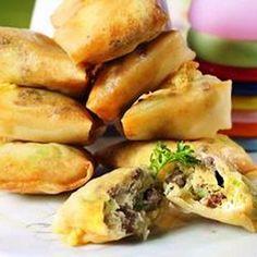 Indonesian food...Martabak-Telur