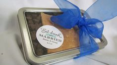 Personalized Wedding Favors Eat Drink and be by InNonnasKitchen, $3.00