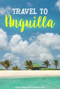 Anguilla is an island nation in the Caribbean region. It is one of the British overseas territories which consist of the main island of Anguilla, along with several smaller islands. Here is some useful travel information and tips to help you plan your vis Cayman Islands, Barbados, Bolivia, Puerto Rico, Costa Rica, Beach Trip, Beach Travel, Luxury Travel, Chile