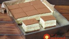 Ciasto cappuccino w 20 minut - Obżarciuch Cookie Desserts, Sweet Desserts, Pastry Cake, No Bake Cookies, Ice Cream Recipes, Homemade Cakes, Desert Recipes, Christmas Desserts, Chocolate Recipes