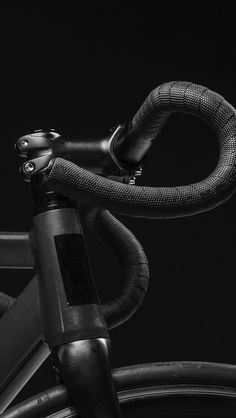 Bicycle Dark Bw Minimal Nature #iPhone #5s #wallpaper