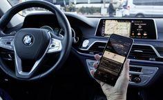 Coches como Servicio y Conectividad Inteligente, temas clave que BMW abordará en Barcelona