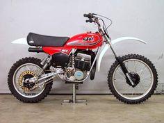 1977 KTM Motocrosser