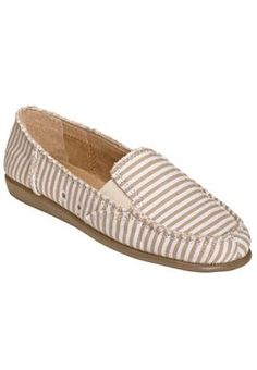 Wide Width So Soft Flat by Aerosoles® | Flats from OneStopPlus