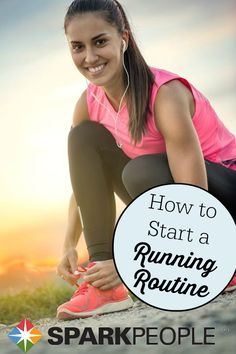Are you ready to turn your walking workout into a run? Use this guide to help you start a running routine!