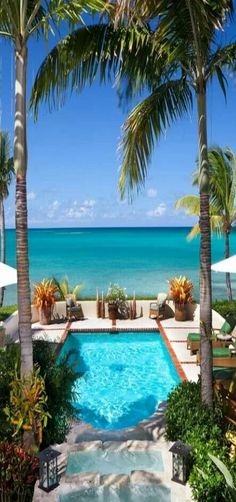 This pool too. #Antigua