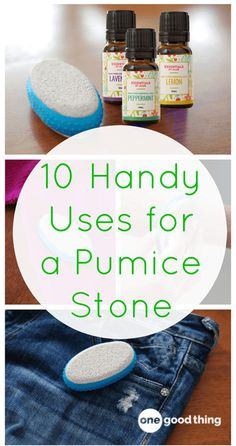 Pumice Stone Uses You Probably Haven't Thought Of Household Cleaning Tips, House Cleaning Tips, Cleaning Hacks, Shower Drain Cleaner, Baking Soda Vinegar, Pumice Stone, Clean Freak, Useful Life Hacks, Fun To Be One