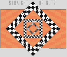 Straight or not?