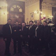 Inicio de la temporada 2015 con Son Cremita para poner el sabor en el Gran Casino Madrid, como banda invitada...