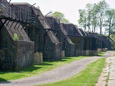 Fort Mott - Pennsville, NJ - Historic Forts