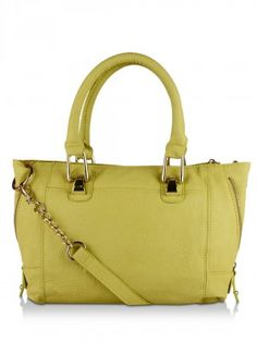 KOOVS Studded Flat Satchel | Bags Online for Womens | Pinterest ...
