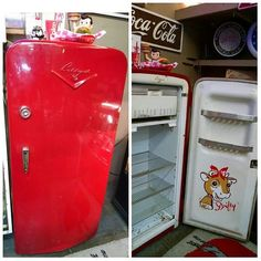 Vintage Coldspot Refrigerator Works Too Now For Sale At Chief's Roadside Antiques. #chiefsroadsideantiques#refridgerator#vintage#retro#collectibles#mantiques#cocacola#food#interiordesign#garage#americana#kitchen#homedecor#industrial#design#salvage#decor#mantiques#pickers#junk#cool#eat#unique#fun#kitschy#furniture#drifty#coldspot#chiefsantiques#losangeles#buyselltrade by chiefsantiques