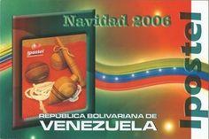 Postal: Juegos tradicionales (Venezuela) (Ipostel - Christmas 2006) Col:ve_ipostel_NAV2006_02
