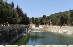 9 Famous Biblical Sites in Bethlehem: Solomon's Pools