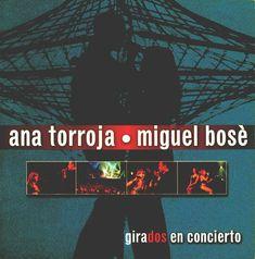 """Corazones"" by Ana Torroja y Miguel Bosé was added to my Descubrimiento semanal playlist on Spotify"