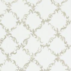 Buy Celadon, Designers Guild Kasuri Wallpaper from our Wallpaper range at John Lewis & Partners. Modern Wallpaper, Designer Wallpaper, Wallpaper Backgrounds, Wallpapers, Trellis Design, Trellis Pattern, Powder Room Wallpaper, Wallpaper Online, Swirl Pattern