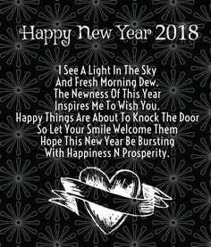 sweet happy new year 2018 messages quotes new years 2016 happy new year 2018