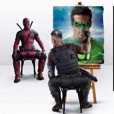 of Marvel and DC memes - images/slides added under category of Animation & Comic Marvel Comics, Memes Marvel, Dc Memes, Marvel Funny, Marvel Heroes, Marvel Avengers, Deadpool Art, Deadpool Funny, Dead Pool