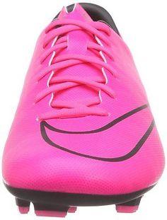 NikeMercurial Victory V FG - Calcio scarpe da allenamento Uomo , Rosa 42,5 in Sport e viaggi, Calcio, Scarpe da calcio | eBay