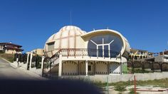Sinemorec house Bulgaria Bulgaria, Opera House, Gate, Clouds, Building, Travel, Buildings, Gates, Viajes