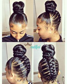 Creative Living - Hair Flair Love ❤ It ! See more styles Visit https://juliekcreativeliving.blogspot.com