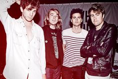 The Vaccines' Justin Young said Rihanna is as significant as Radiohead Music Is Life, Live Music, Justin Young, New Wave Music, Soundtrack To My Life, Best Albums, Hot Boys, Fun To Be One, Outfits