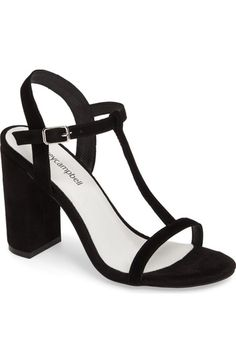 b4e9b4ce1ed1 Jeffrey Campbell Marnie T-Strap Sandal (Women) available at  Nordstrom T  Strap