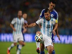 Selección Argentina vs Bosnia (Brasil 2014)
