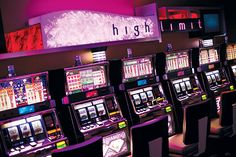 Try your luck in the casino!