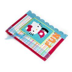 hello+kitty+sizzlits   Hello Kitty Sitting w Bow Shoes Sizzix Sizzlits Die   eBay