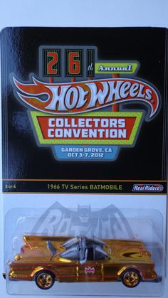 limited edition 1966 batmobile 2007 hot wheels s06. Black Bedroom Furniture Sets. Home Design Ideas