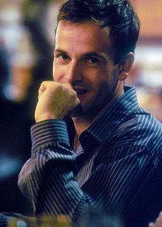 Jonny Lee Miller...it's the accent